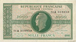 1000 Francs MARIANNE FRANCE  1945 VF.12.01 TTB