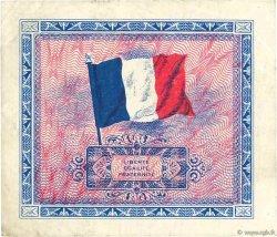 5 Francs DRAPEAU FRANCE  1944 VF.17.02 TTB