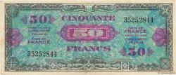 50 Francs DRAPEAU FRANCE  1944 VF.19.01 TB