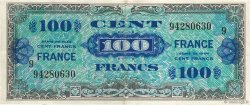 100 Francs FRANCE FRANCE  1945 VF.25.09 pr.TTB