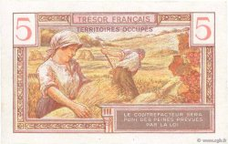 5 Francs TRÉSOR FRANÇAIS FRANCE  1947 VF.29.01 SUP