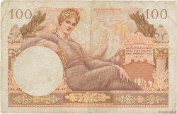100 Francs TRÉSOR FRANÇAIS FRANCE  1947 VF.32.01 B+