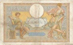 100 Francs LUC OLIVIER MERSON type modifié FRANCE  1937 F.25.02 pr.TB