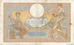 100 Francs LUC OLIVIER MERSON type modifié FRANCE  1938 F.25.20 TB