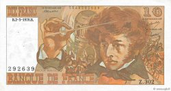 10 Francs BERLIOZ FRANCE  1978 F.63.23 pr.SUP