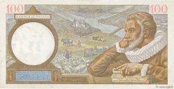 100 Francs SULLY FRANCE  1941 F.26.62 TTB