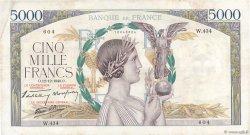 5000 Francs VICTOIRE Impression à plat FRANCE  1940 F.46.16 TB+