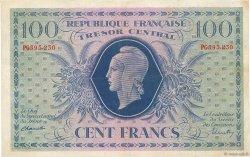 100 Francs FRANCE  1943 VF.06.01a TTB