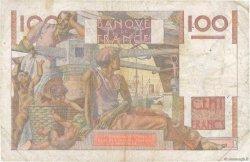100 Francs JEUNE PAYSAN FRANCE  1950 F.28.25 TB