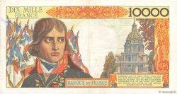 10000 Francs BONAPARTE FRANCE  1957 F.51.07 TTB
