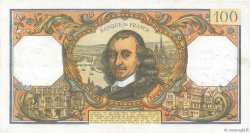 100 Francs CORNEILLE FRANCE  1969 F.65.28 pr.SUP
