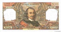 100 Francs CORNEILLE FRANCE  1978 F.65.62 TTB+