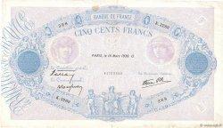 500 Francs BLEU ET ROSE modifié FRANCE  1939 F.31.27 pr.TTB