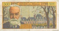 500 Francs VICTOR HUGO FRANCE  1958 F.35.11 pr.TTB