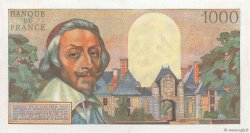 1000 Francs RICHELIEU FRANCE  1955 F.42.16 SPL
