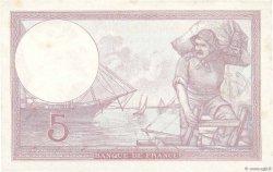 5 Francs VIOLET modifié FRANCE  1940 F.04.17 SUP+