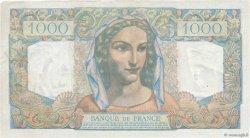 1000 Francs MINERVE ET HERCULE FRANCE  1950 F.41.31 TTB