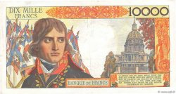 10000 Francs BONAPARTE FRANCE  1957 F.51.09 pr.TTB
