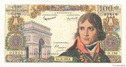 100 Nouveaux Francs BONAPARTE FRANCE  1962 F.59.17