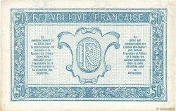 50 Centimes TRÉSORERIE AUX ARMÉES FRANCE  1917 VF.01.06 SUP+
