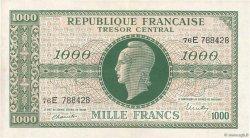 1000 Francs MARIANNE FRANCE  1945 VF.13.02 pr.SPL