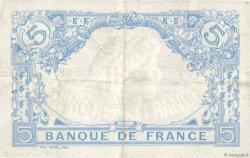 5 Francs BLEU FRANCE  1912 F.02.11