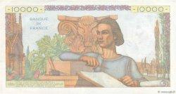 10000 Francs GÉNIE FRANÇAIS FRANCE  1953 F.50.63 pr.SUP