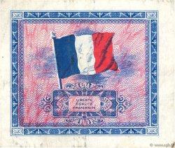2 Francs DRAPEAU FRANCE  1944 VF.16.02 TTB+
