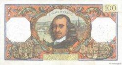 100 Francs CORNEILLE FRANCE  1976 F.65.53 TB