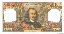 100 Francs CORNEILLE FRANCE  1978 F.65.62 TB+