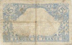 5 Francs BLEU FRANCE  1912 F.02.11 B