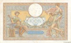 100 Francs LUC OLIVIER MERSON type modifié FRANCE  1938 F.25.17 TTB