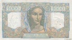 1000 Francs MINERVE ET HERCULE FRANCE  1948 F.41.24 TTB