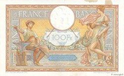 100 Francs LUC OLIVIER MERSON type modifié FRANCE  1938 F.25.09 pr.SUP