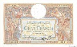 100 Francs LUC OLIVIER MERSON type modifié FRANCE  1938 F.25.28