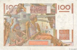 100 Francs JEUNE PAYSAN FRANCE  1954 F.28.42 TB