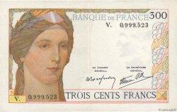 300 Francs FRANCE  1939 F.29.03 TTB+