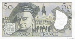 50 Francs QUENTIN DE LA TOUR FRANCE  1980 F.67.06 pr.SUP