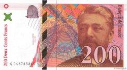 200 Francs EIFFEL FRANCE  1996 F.75.03b SPL