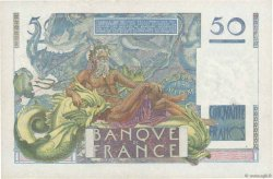50 Francs LE VERRIER FRANCE  1950 F.20.16 TTB+