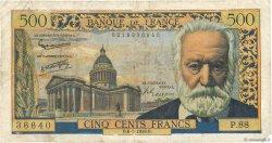 500 Francs VICTOR HUGO FRANCE  1958 F.35.08 pr.TB