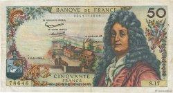 50 Francs RACINE FRANCE  1962 F.64.02 pr.TB