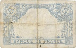 5 Francs BLEU FRANCE  1916 F.02.43 pr.TB
