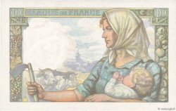 10 Francs MINEUR FRANCE  1942 F.08.04 SPL+