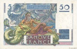 50 Francs LE VERRIER FRANCE  1946 F.20.03 TTB