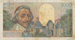 1000 Francs RICHELIEU FRANCE  1954 F.42.07 pr.TB