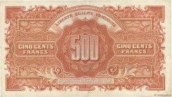 500 Francs MARIANNE FRANCE  1945 VF.11.01 TB