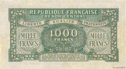 1000 Francs MARIANNE FRANCE  1945 VF.13.02 TTB
