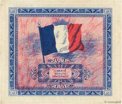 5 Francs DRAPEAU FRANCE  1944 VF.17.02 TTB+
