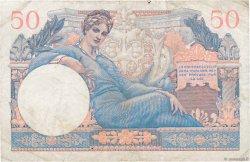 50 Francs TRÉSOR FRANÇAIS FRANCE  1947 VF.31.01 TB